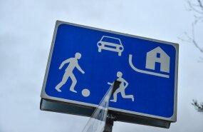 В Нарве попал под машину 11-летний мальчик