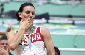 Isinbajeva määramine juhtivale kohale tekitab IAAFi ja Venemaa vahel pingeid