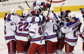 NHL, New York Rangers