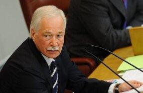 Порошенко вряд ли приглашал Грызлова, - представитель АП Рубан