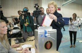 Norra lõpetab turvamurede tõttu e-valimistega eksperimenteerimise