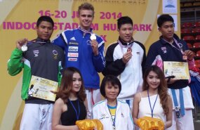 Tanel Paabo võitis 2014. a Tai lahtised meistrivõistlused