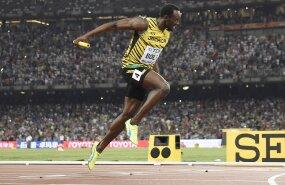 VIDEO: Milline näeks välja jõudude vahekord, kui erineva ajastu legendid Bolt, Lewis ja Owens oleks koos rajal?