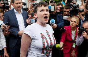 Савченко извинилась перед матерями погибших в Донбассе