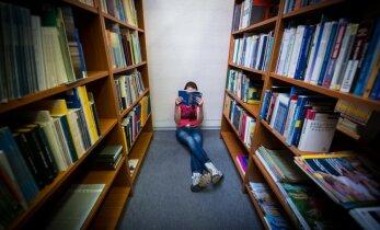 Lugemiseks on alati aega