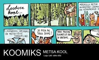 Koomiks: Looduse kool