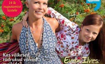 Pere ja Kodu muutis skandaali järel Evelin Ilvese loo pealkirja ajakirjakaanel!
