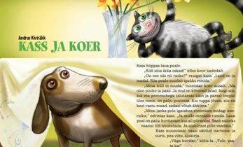 Siit üks muhe lugu ... Kass ja Koer