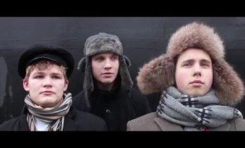 VAATA: GAGi õpilased tegid vägeva lühifilmi koolipoistest Vabadussõjas