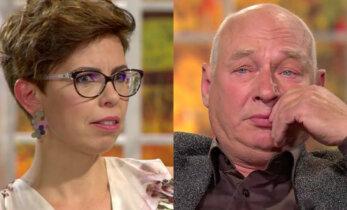 """""""Hommik Anuga"""" saates nutma puhkenud näitleja Väino Laese intervjuu läks nii emotsionaalseks, et isegi Välba ehmatas ära"""
