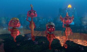 Uus multikas kinodes: Olly ja piraatide aare