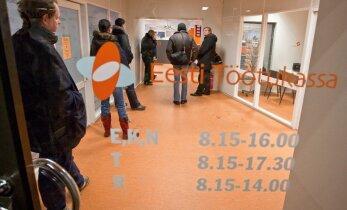 В Эстонии наблюдается крупнейший прирост безработицы в еврозоне