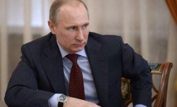 """Путин назвал Трампа """"умным человеком"""""""