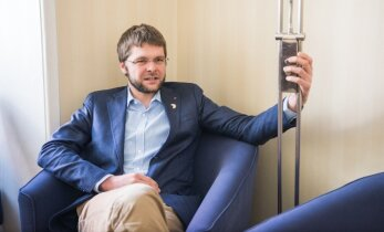 Ossinovski: riigiettevõtetele on vaja tugevamat kontrolli, mitte vastutuse hägustumist