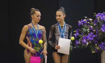 БОЛЬШАЯ ГАЛЕРЕЯ: В эстонской гимнастике наступила эра Яаники Вартлаан