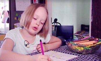 Ohhoo: Vaata kui vahvaid koomikseid joonistab Loore