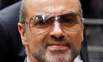 VAATA! Võõrutuskliinikus jäi võõraks: George Michaelit on raske äragi tunda!