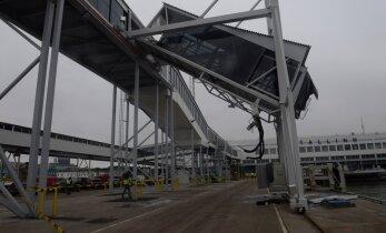 """""""Radar"""": Tallinna sadamas surmaga lõppenud õnnetuse uurimine toppab"""