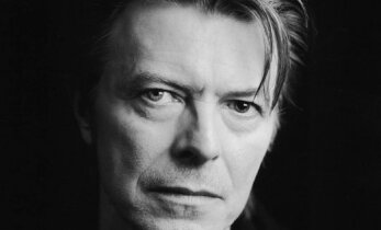 """""""Kes on kes"""" David Bowie armuelus"""