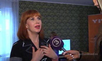 """TV3 VIDEO: """"Padjaklubi"""" Kristina uues kodus on kosmiline energia ja plaanitakse pisiperet"""