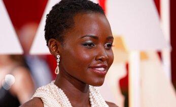 Lupita Nyong'o 132 000 eurone Oscari galal kantud kleit varastati