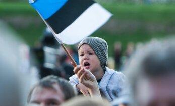 Kui vana on Eesti lipp?