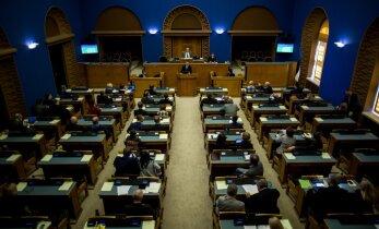 TABEL: Kes riigikogu saadikutest osalesid kõikidel istungitel, kes puudus kõige rohkem?