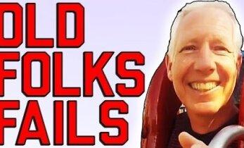 HITTVIDEO: Naera puruks! Need vallatud vanurid teavad imehästi, kuidas elust rõõmu tunda.. ja põruda