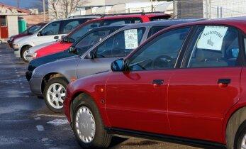 Uuring: mis värvi peaks auto olema, et seda saaks kasutatuna edukalt edasi müüa