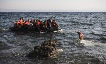 Euroopa põgenikepoliitika peab põhinema riikide solidaarsusel