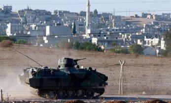 В Сирии погиб российский военнослужащий-контрактник