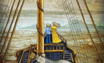 NUKU teater otsib kapten Granti lapsi