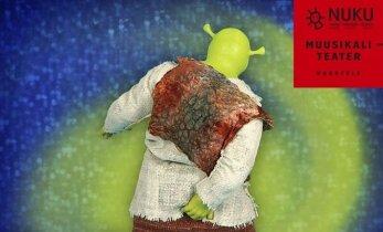 Riukalik Shrek jõuab varsti lavale