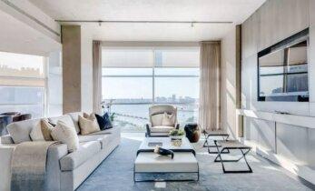 Vaata Kim Kardashiani ja Kanye Westi luksuslikku elamist New Yorgis!