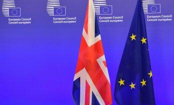 Pangad hoiatavad Suurbritannia Euroopa Liidust lahkumisega kaasnevate riskide eest