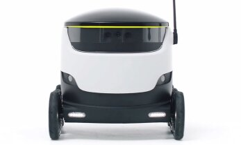 Skype'i kaasasutajad lõi isejuhtiva roboti, mis sulle kaupa koju toob!