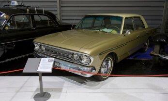 Rabav luksus, välismaa auto nõukogude ajal