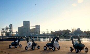 VANA KULD: Eestlased valmistavad NASA-le kuuroboteid