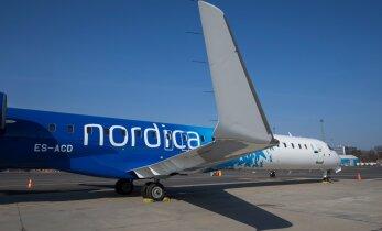 Nordica liisib Bombardiere, kodumaa kliendid lendavad vanade rontidega