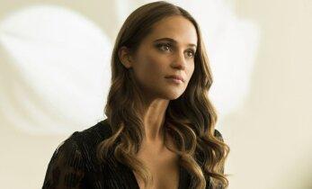 Oscari-võitja Alicia Vikander on hauarüüstaja Tomb Raider