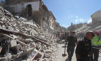ÕUDNE ÖÖ: Imre Sooäär elas Itaalias 50 maavärinalainetust üle