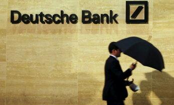 Saksamaa suurim pank peab ennast tõsiselt tõestama