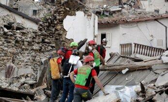 Экономический ущерб от землетрясения в Италии превысил один млрд долларов
