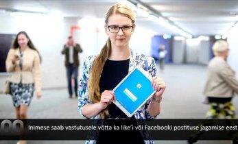 100 SEKUNDIT: Inimese saab vastutusele võtta ka like'i või Facebooki postituse jagamise eest; Aina rohkem juhte jääb politseile kihutamisega vahele