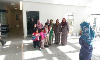 Inimtühjade randadega Brunei