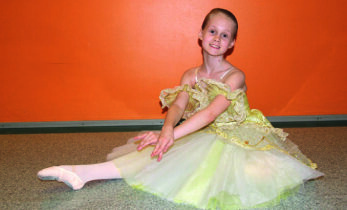 Annaliisa ja ballett