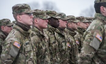 Ameerika sõduritel ei jää Tapal Superbowl tänavu nägemata