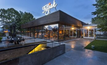 Originaalilähedaselt taastatud šikk restoran Tuljak — vaata pilte!