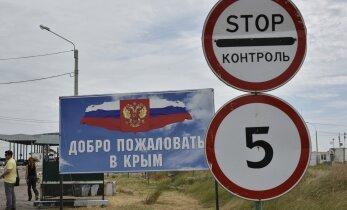 Вице-премьер Крыма поблагодарил Киев за продовольственную блокаду
