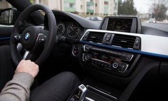 Водитель BMW пытался уйти от полиции: скорость до 190 км/ч и 4-летний ребенок в машине